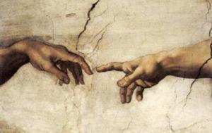 """Michelangelo-""""i am still learning"""""""