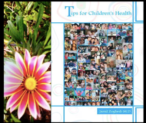 Dr Jamil Zogheib Children Health Tips book